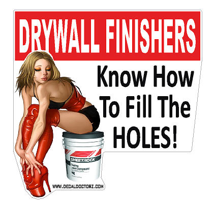 Drywall Finishers Know How To Fill The Holes Dec Hh