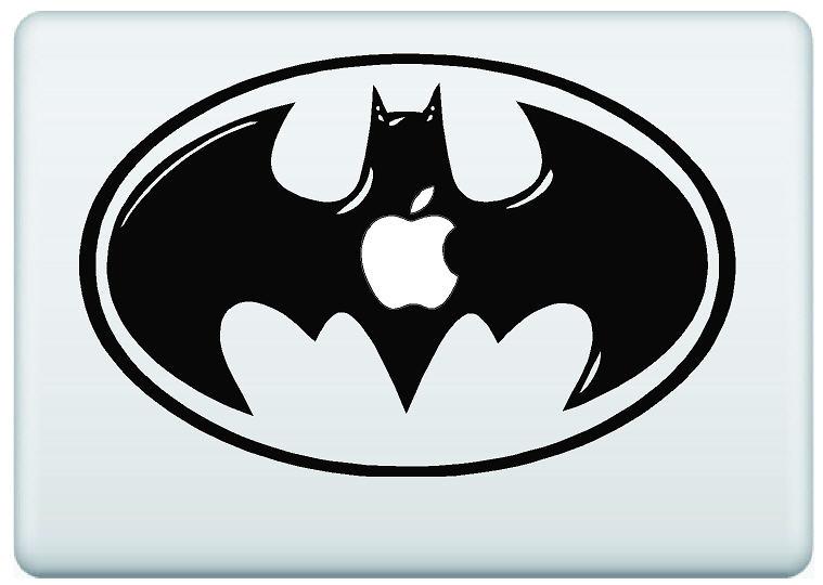 Batman Symbol Decal Dec Mac Batmansymbol 1000 Decal Doctorz