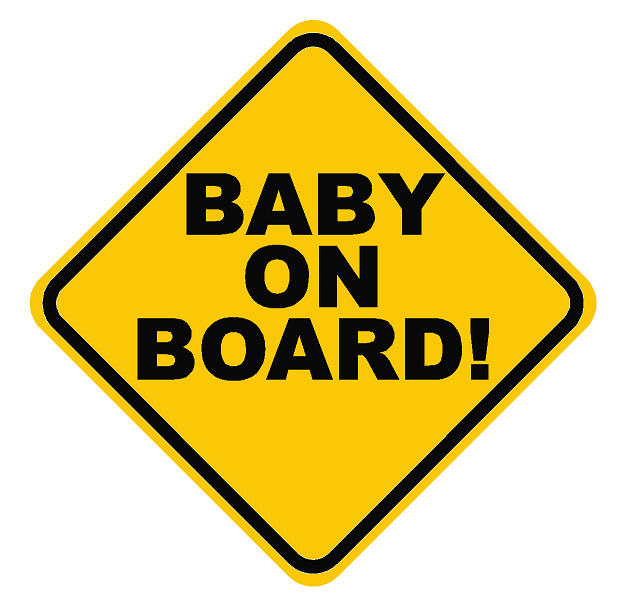 Baby On Board Dec Bonb 7 50 Decal Doctorz Saving You